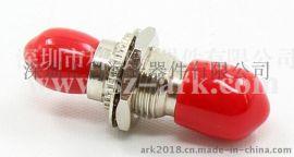 ST转SMA光纤适配器 金属转接适配器 多模适配器 厂家批发生产-科海