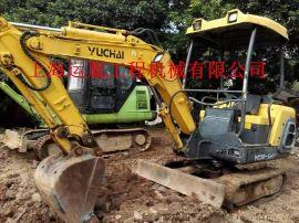 周口小型20挖掘机玉柴YC13-8挖掘机特价