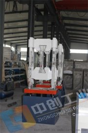 液压式镀铜钢丝绳拉力试验机、钢丝绳拉断力检测仪技术方案