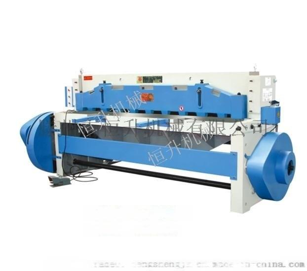 山东恒升QB11-4×2000机械剪板机