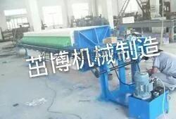 茁博铸铁板框压滤机,优质压滤机厂家