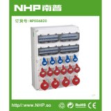 NHP NP506820 高端防水插座箱开关控制盒接线盒
