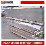 铭立供应2A02耐腐蚀铝合金 2A02工业防腐铝合金板