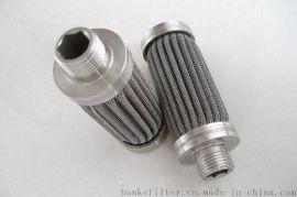 汉科 PF-86/250-R不锈钢折叠滤芯
