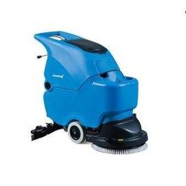 刷盘自动装卸 伊博特全自动洗地机IV-50B 工商业型洗地车
