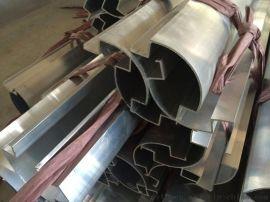 烟台中石化加油站包柱铝型材厂家【加油站包柱专用型材】