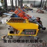 大排量石膏喷涂机免维护 8小时喷石膏砂浆1000平米轻轻松松