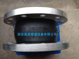西安市25KG可曲挠橡胶软连接头耐高压耐高温使用寿命长
