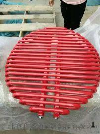 藝型水電暖氣片 一帆風順水電暖氣片 家用商用藝術造型水電