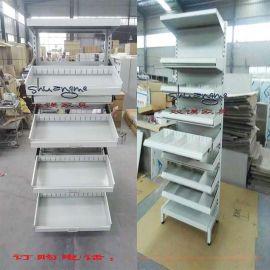 钢制喷塑西药架柜台 不锈钢中药柜厂家定制