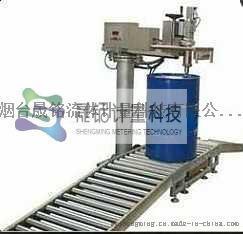 桶装称重式自动液体灌装机