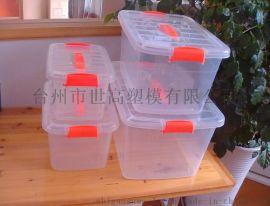 带盖手提塑料收纳箱家居杂物内衣玩具药物文胸整理箱