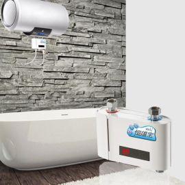 佛山三俊电子储水式热水器智能恒温阀 淋浴恒温阀恒温宝F100