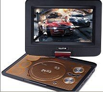 便携式DVD/EVD/TV高清液晶数字显示屏
