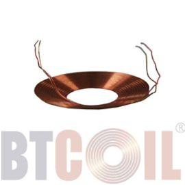 供应碗型线圈,碗型空芯线圈、双线外绕自粘线圈