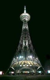广播电视/观光塔/不锈钢塔