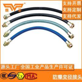 BNG防爆穿线软管700防爆挠性连接软管PVC防爆包塑金属软管