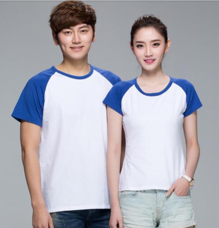 夏季广告文化衫短袖polo衫定制t恤工作服订做工衣印企业店标logo