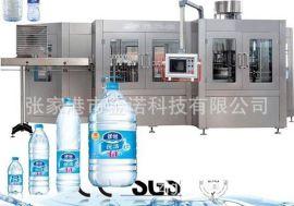 三合一灌装机/小瓶灌装生产线/饮料灌装机械/纯净水瓶装生产设备