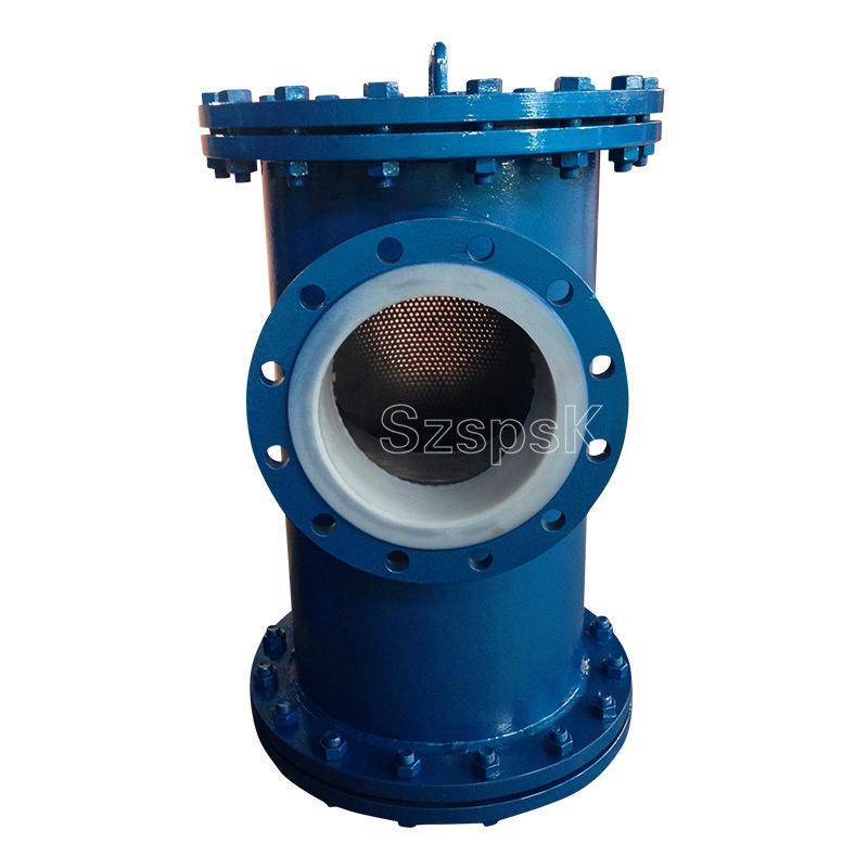 桶式衬**过滤器直通蓝式衬**焊接衬**过滤器 SBL-F46DN 25 32 40