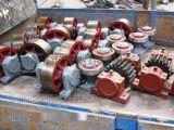 化工1.8米滾筒烘幹機託輪總成配件