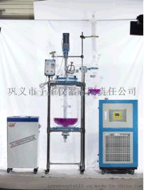 新型中型玻璃反应釜  实用 厂家直销