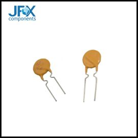 PTC圆形插件保险丝PTC圆形自恢复保险丝UL认证保险丝
