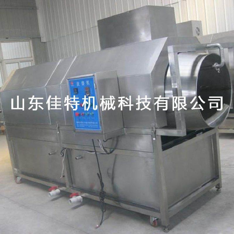 廠家直銷滾筒洗袋機 醬菜滾筒洗袋機