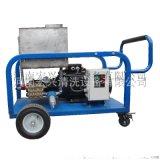【特供】高壓冷水流清洗機 汽油機驅動管道高壓清洗機