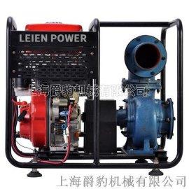 厂家直销6寸柴油机抽水泵,大流量自吸泵