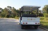 定制四轮电动巡逻车生产厂家 园区巡查车 观光游览车