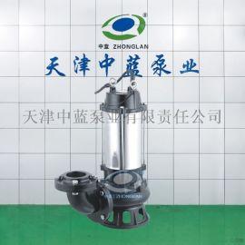 不锈钢耐酸碱潜水排污泵
