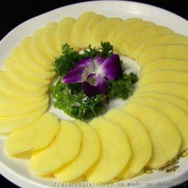 多功能地瓜土豆切片机
