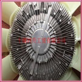 雷诺风扇离合器1308ZD2A-001硅油散热器