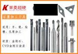 加工石墨材料用什麼刀?合金刀不耐用磨損快