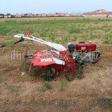 志成自走式后旋开沟机农用种植旋耕机