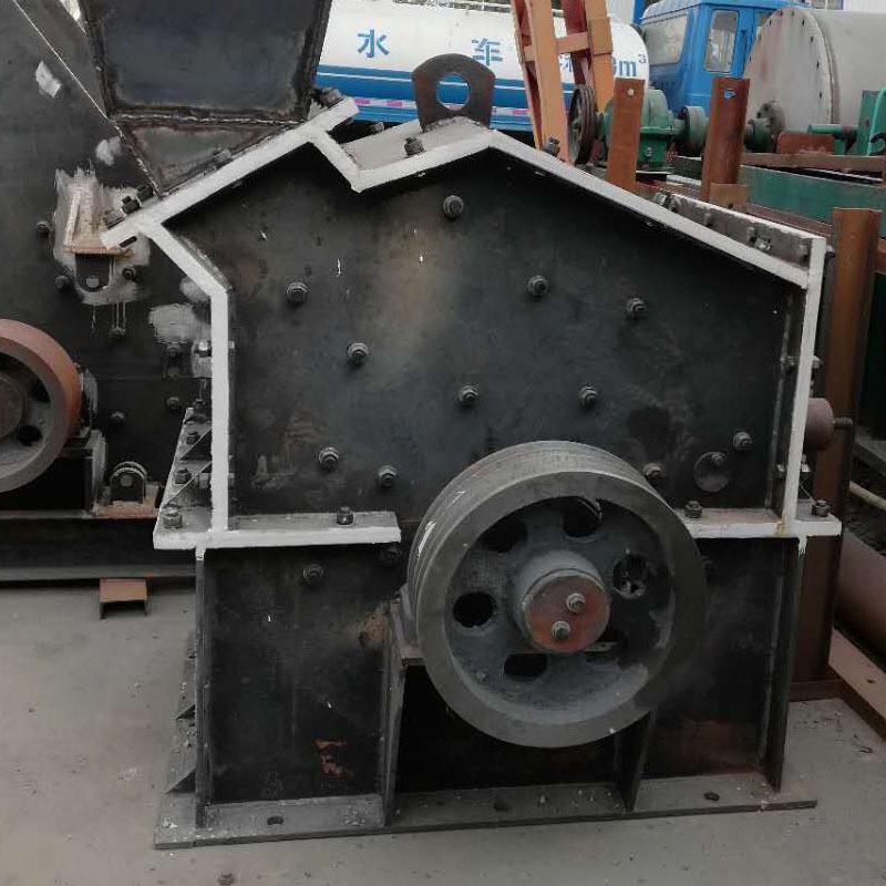 箱式破碎机 液压开箱石灰石制砂机 碎石机