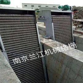 GF回转式不锈钢机械格栅  打捞专用