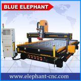 蓝象2040大型自动换刀木门雕刻机,数控木门浮雕雕刻机