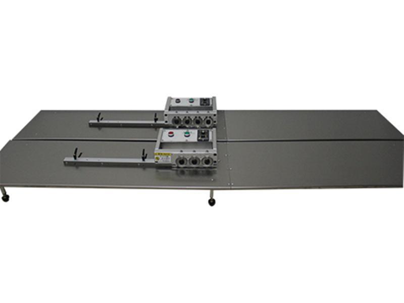 深圳力创新灯板分条机 V槽分板机 PCB分板机 厂家直销