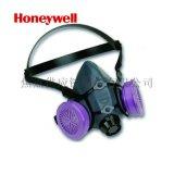 霍尼韋爾雙濾盒半面型防護面罩中號 550030M(濾盒N75003)