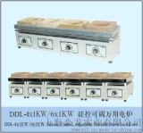 企戈硅控可调万用电炉DDL-4*1KW、DDL-6*1KW