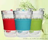 透明玻璃水杯定制 MoChic创意杯子双层玻璃咖啡杯批发外贸原单