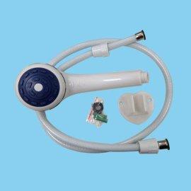 供应原装款单功能花洒 单功能喷头 电热水器配件
