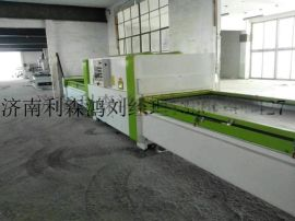 双工位真空覆膜机 皮革PVC木门橱柜吸塑机