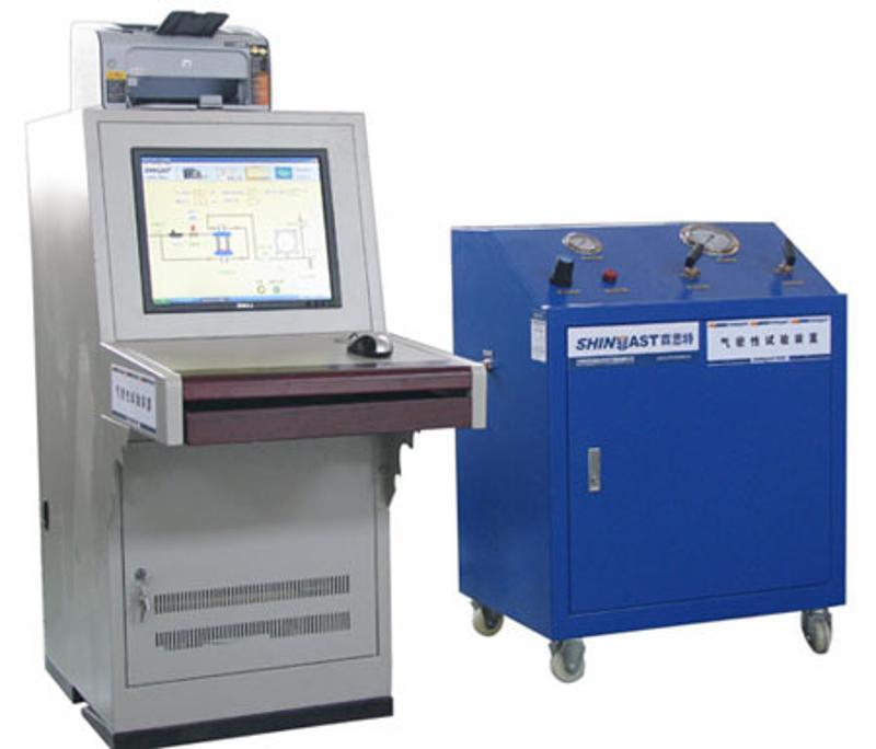 供应高压气密性压力试验机适合多种工件密封性试验赛思特