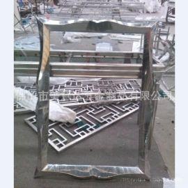 商場不鏽鋼畫框 異形不鏽鋼鏡框 畫廊不鏽鋼畫框 來圖加工
