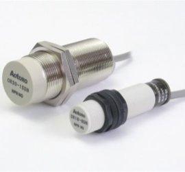 电容式接近开关 CR18-8DN 感距8MM