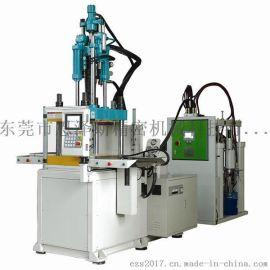 160T单滑板立式硅胶注塑机批发