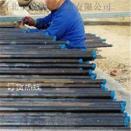 注浆Q235钢花管符合国家要求的标准和规范